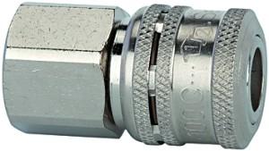 ID: 107533 - Sicherheitskupplung NW 7,8, Typ SEK, Messing vern., G 1/4 IG