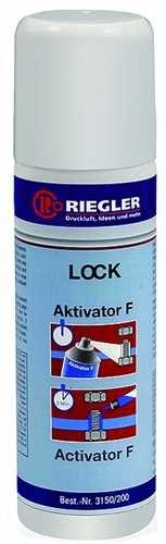 ID: 114565 - RIEGLER Lock Aktivator F, aktiviert passive Oberflächen, 200 ml