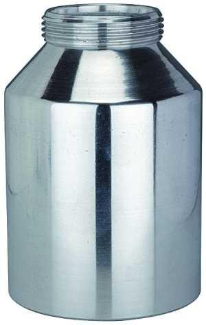 ID: 114490 - Becher aus Metall, Inhalt 0,7 Liter