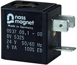 ID: 100737 - Magnetspule 24 V AC, 50 Hz, für Schaltventil (3/2-Wegeventil)