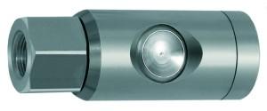 ID: 107585 - Druckknopf-Sicherheitskupplung NW 7,4, drehbar, ES, G 1/2 IG