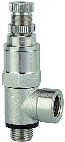 ID: 107038 - Kleinstdruckregler, Schnellverschr.G 1/8, Schl. G1/8 IG