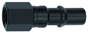 ID: 141703 - Nippel für Kupplungen NW 8, ISO 6150 C, Stahl, NPT 3/8 IG