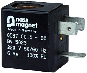 ID: 100739 - Magnetspule 230 V AC, 50 Hz, für Schaltventil (3/2-Wegeventil)