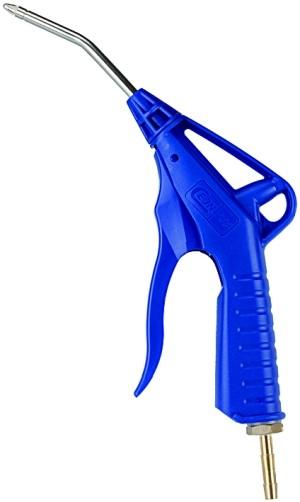 ID: 114400 - Dosierbare Blaspistole 90 mm Rohr Star-Tip-Düse, POM, Tülle LW 13