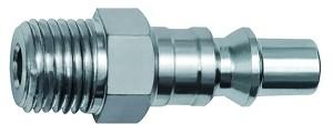 ID: 141613 - Nippel für Kupplungen NW 5,5, ARO 210, Stahl, G 1/4 AG